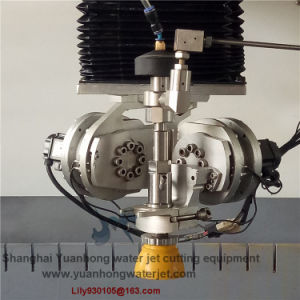 Small 5 Axis Cutting Head with Dwj Type for Water Jet Cutting Machine pictures & photos