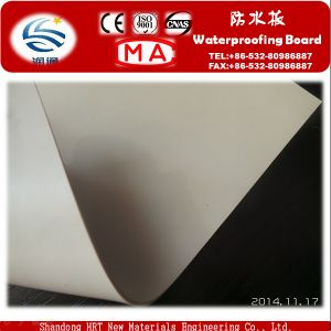 Heat Resistant Waterproof PVC Macromolecule Reinforced Ofing Roof Membrane for Sale