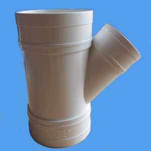 PVC Pipe Fitting Tee Withe OEM/ODM Manufacture pictures & photos