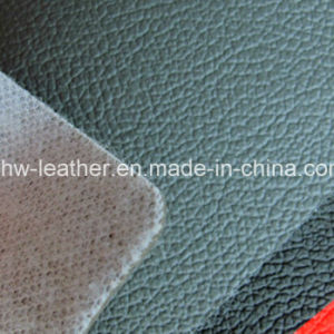 Upholstery PU Leather for Car Seat (HW-1655) pictures & photos