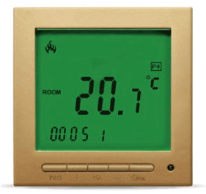 HVAC Electronic Floor Heating Digital Thermostat (S603PE)