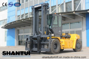 25 Ton Heavy Container Forklift for Port pictures & photos