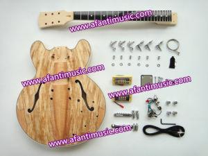 Afanti Music Hollow Body DIY Es335 Electric Guitar Kit (ES335-30K) pictures & photos