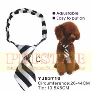 Popular Cheap Wholesale Dog Bow Tie (YJ83710C) pictures & photos