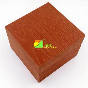 High Quality Brown Art Paper Packing Gift Box