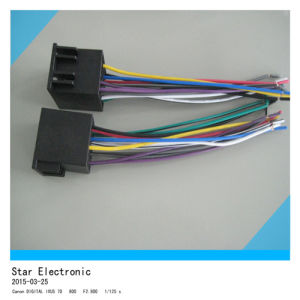 OEM and ODM Automotive Wire Harness Cable pictures & photos