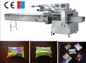 Family Automatic Rice Noodle Wrapping Machinery pictures & photos