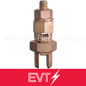 Brass Split Bolt Cable Connector pictures & photos
