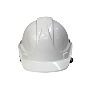 PE T Type Safety Helmet (white) . pictures & photos