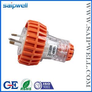 IP66 3p 15A Waterproof Quick Offer Australian Industrial Plug (SP-56P315)
