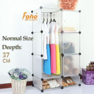 White Plastic DIY Storage Cbinet with Many Colors Available (FH-AL0523-3) pictures & photos
