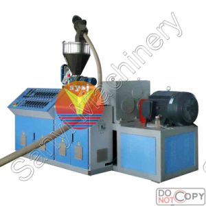 Plastic Extruder Machine/WPC Foam Board Production Line/PVC Foam Board Production with High Quality pictures & photos