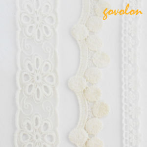 New Embroidery Cotton Lace Trimming pictures & photos