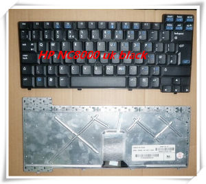 Mini Keyboard Touchpad for HP Nc6000 Nc8000 pictures & photos