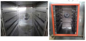 5 Trays Gas Home Choice Italian Commercial Convection Oven (ALB-5Q) pictures & photos