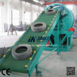 800mm Car Tire Shredding Equipment for Sale