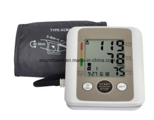 2017 Newest Upper Arm Blood Pressure Monitor (BP805) pictures & photos