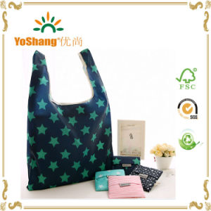 Foldable Easy Carrying Waterproof Shopping Tote Bag pictures & photos