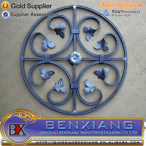 Casting Panel Wrought Iron Decorative Panel pictures & photos