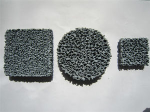 Foundry Filter for Nonferrous Metal pictures & photos