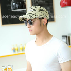 Camo Cotton Outdoor Military Cap (ACEW214) pictures & photos