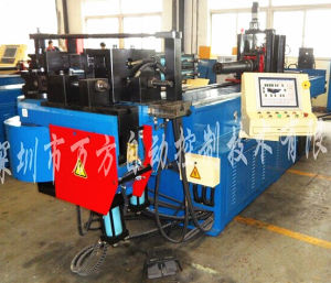 CNC Mandral Pipe Bending Machine with Factory Price Wfcnc76X8