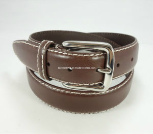 Fashion Man Belt of Genuine Leather (EUBL0704-35) pictures & photos
