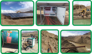 37kw Tri-Phase AC380V Solar Pump Inverter pictures & photos