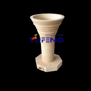 Refractory Brick for Bottom Pouring System pictures & photos