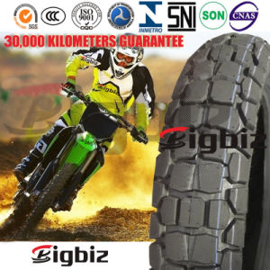 China Famous Brand Solid Rubber Motorcycle Tire (3.00-16) pictures & photos