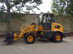 Zl10f Hytec Farm Wheel Loader with Ce pictures & photos