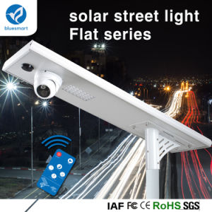 Bluesmart New Model Factory Outdoor Solar Street Light with CCTV Camera pictures & photos