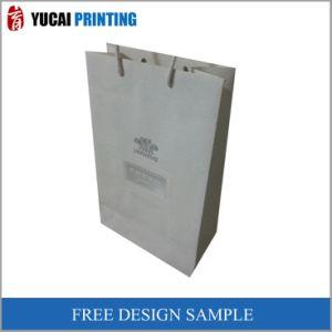 Grey Paper Pakcaging Bag Shopping Bag pictures & photos