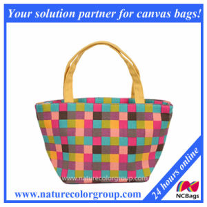 Picnic Canvas Tote Bag Handbag pictures & photos