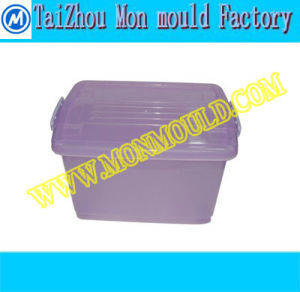 Plastic Injection Household Sweater Container Box Mould pictures & photos