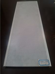 Perforated C-Shaped Ceiling pictures & photos