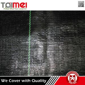 100% Virgin Material Polypropylene Black Silt Fence for Erosion Control pictures & photos