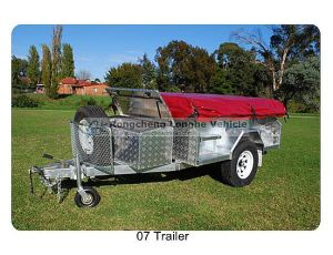 Camper Trailer Parts Soft Floor pictures & photos