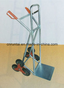 Galvanized Strong Hand Cart / Trolley pictures & photos