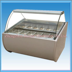 High Quality Gelato Display Freezer with Low Price pictures & photos