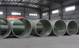 GRP Pipe Fiber Glass Water Supply Pipe pictures & photos