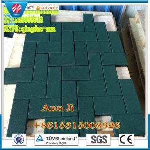 Outdoor Rubber Flooring Tile, Kindergarten Rubber Tile, Outdoor Rubber Tile pictures & photos