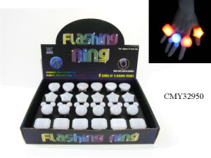 Electric Flashing Finger Light Toy (CMY32950)