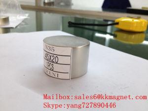 NdFeB Magnet D40X20 D45X20mm 45X20mm 40X20mm pictures & photos