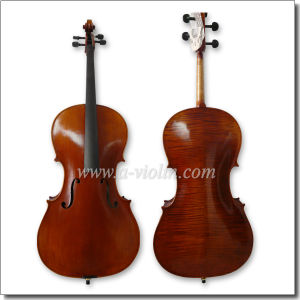 Wholesale Handmade Spruce Top Advanced Cello (CH200Y) pictures & photos