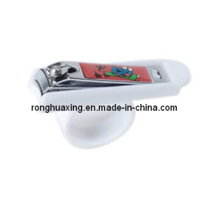 W-0776s-1 Baby Nail Clipper with Ring Handle pictures & photos