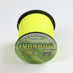 500m Japan Multifilament 100% PE 6lb to 120lb Braided Fishing Line pictures & photos