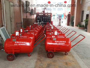 Mobile Foam Tank/Foam Cart/Foam Unit for Fire Fighting pictures & photos