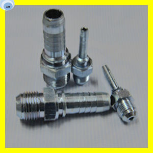 Hydraulic Hose Fitting Standard Hose Fitting BSPT Male Fitting 13011 pictures & photos