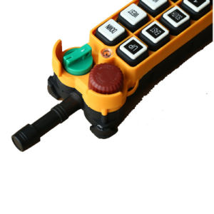 China Manufacture Wireless Crane Remote Control (F21-16D) pictures & photos